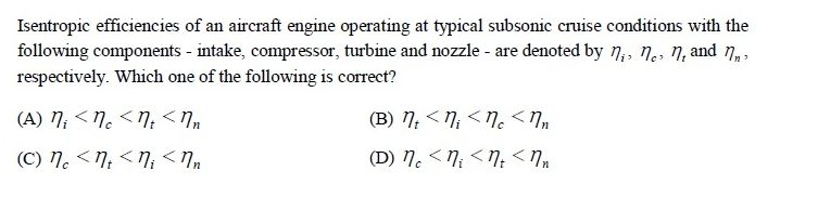 online practice test - Aerospace Engineering